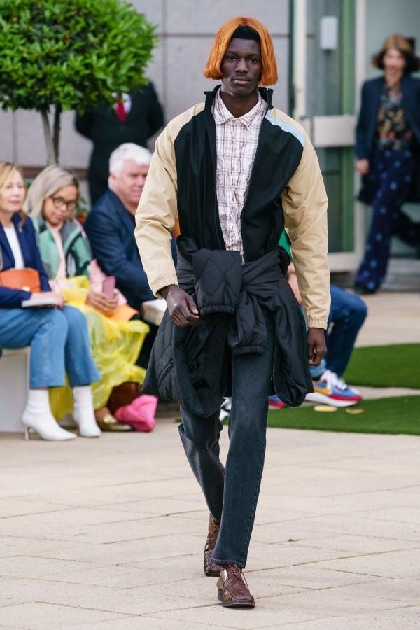 Beige und Grün - tolle Modetrends