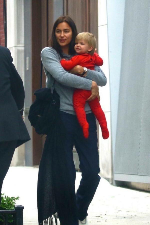 Bradley Cooper Irina Shayk getrennte Wege Tochter Lea 2 Jahre alt