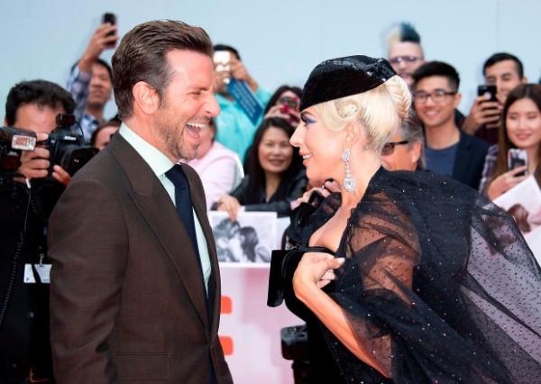 Bradley Cooper Lady Gaga ohne Irina Shayk bei offiziellen Events Traumpaar