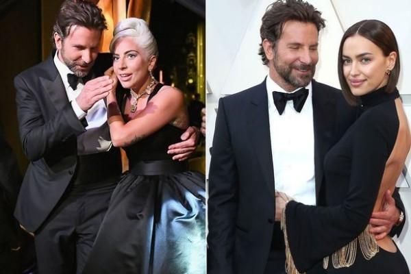 Bradley Cooper Liebesdreiecke Irina Shayk Lady Gaga