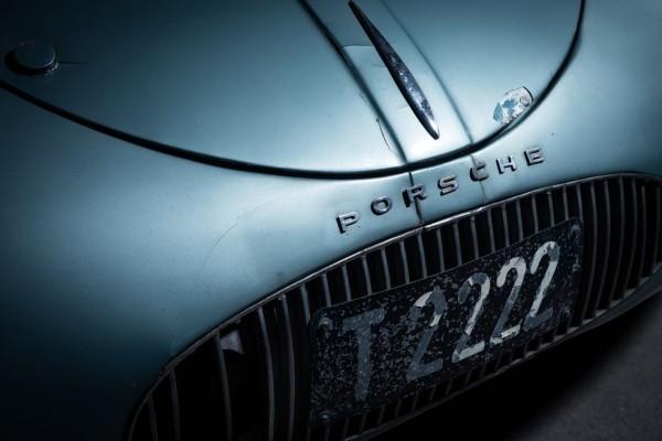 Der älteste Porsche Typ 64 wird für 20 Mio. USD versteigert die nummer und porsche name