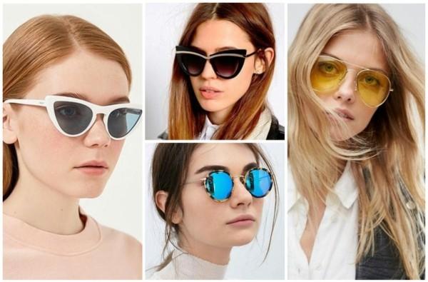 Designer Sonnenbrillen 2019 Trends Brillen Tendenzen
