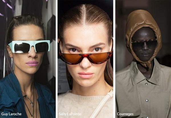 Designer Sonnenbrillen 2019 Trends Flat Top Sonnenbrillen