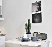 Über 50 elegante Designideen mit einem kleinen Küchentisch