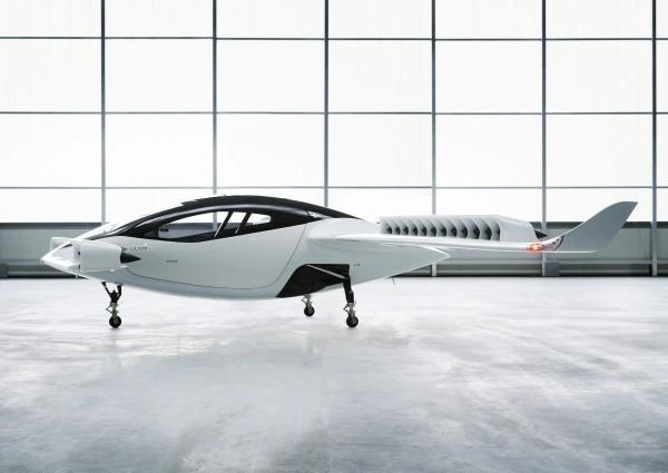 Erstes Flugtaxi vom deutschen Unternehmen Lilium im Test fliegende taxis bald realität