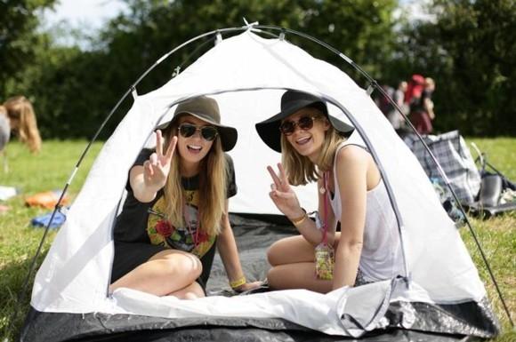 Festival Packliste Musikfestivals 2019 was mitnehmen Zelt