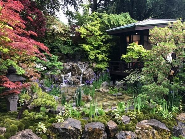 Gartengestaltung ein schöber Naturgarten
