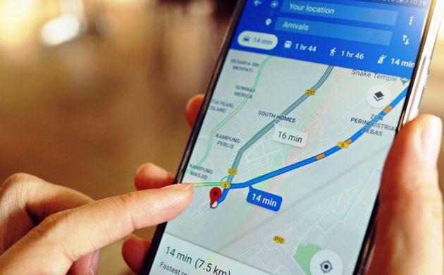 Google Maps warnt Sie, wenn Ihr Taxifahrer von der Route abweicht