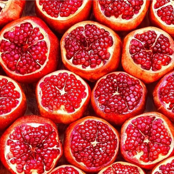 Granatapfel Wirkung bewiesen – Anti-Aging-Verbindung besteht Menschenversuch gesunde frucht mit ua verbindung