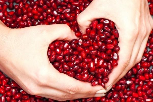 Granatapfel Wirkung bewiesen – Anti-Aging-Verbindung besteht Menschenversuch granatapfel für gesundes herz