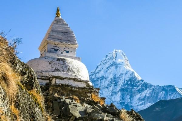 Höchste Wetterstation der Welt auf Mount Everest errichtet everest blick von basis