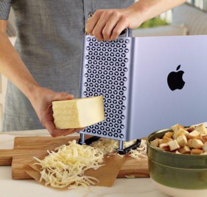 IKEA macht sich mit witziger Werbung über Apple Mac Pro lustig