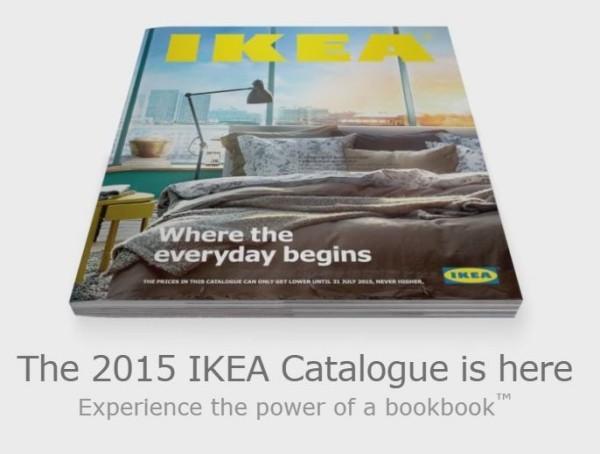 IKEA macht sich mit witziger Werbung über Apple Mac Pro lustig ikea book book spott