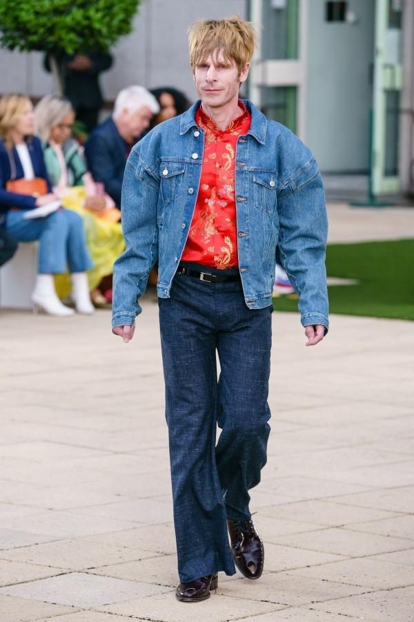 Idee mit Jeans Modetrends
