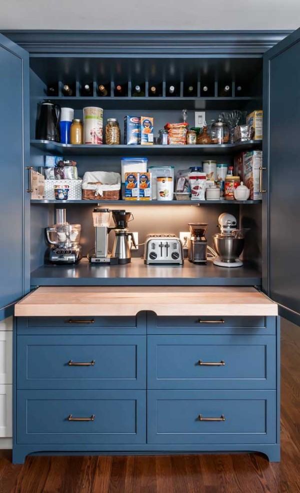 Küchentische - Ideen für doppelte Funktionalität