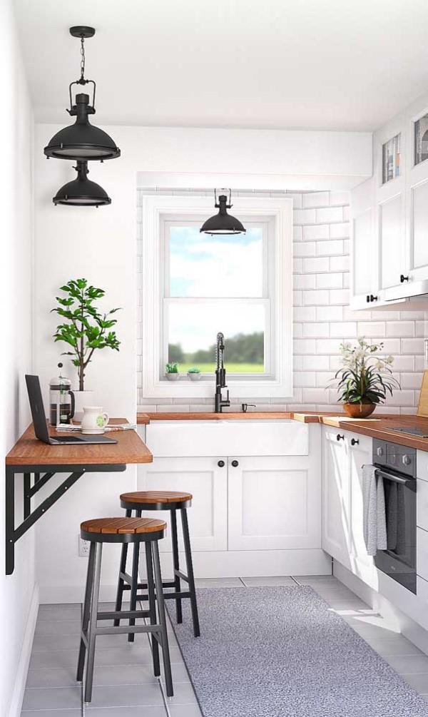 Küchentische mit edlem Design aus Holz
