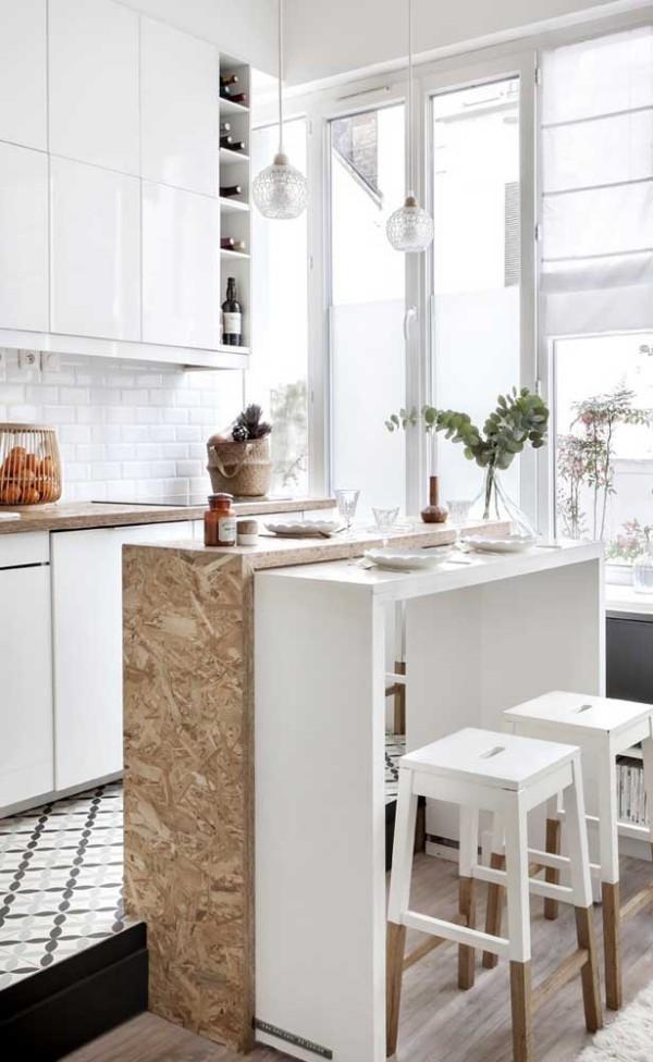 Küchentische - tolle Idee
