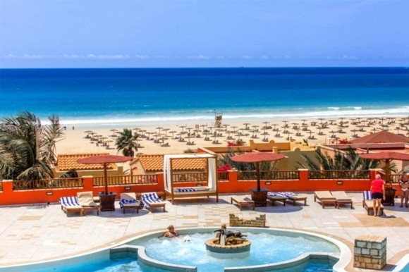 Kapverden Urlaub Kapverdische Inseln Boa Vista All Inklusiv Strandhotel