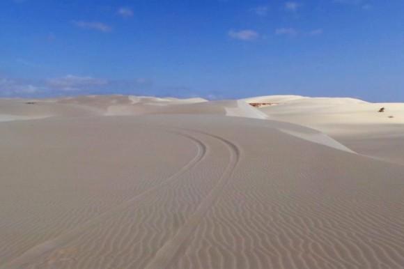 Kapverden Urlaub Kapverdische Inseln Boa Vista Viana Wüste