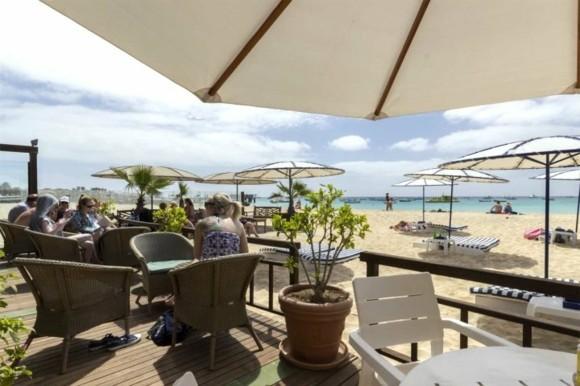 Kapverden Urlaub Kapverdische Inseln Santa Marina Insel Sal Strand Hotel