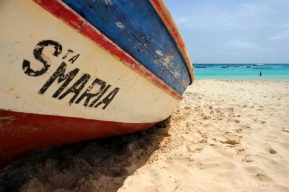 Kapverden Urlaub Kapverdische Inseln Santa Marina Insel Sal