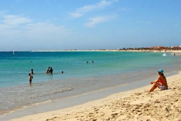 Kapverden Urlaub Kapverdische Inseln Urlaub Packliste baden Strand