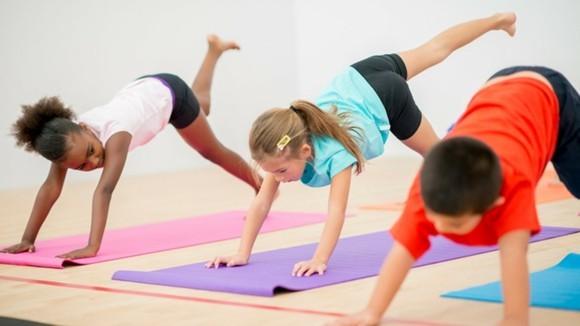 Kinderyoga Übungen Yogaübungen für Kinder