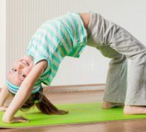 5 Kinderyoga Übungen, die den Kleinen wahnsinnig viel Spaß machen