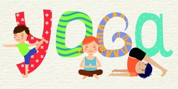 Kinderyoga Übungen gesundes Leben Yogaübungen für Kinder
