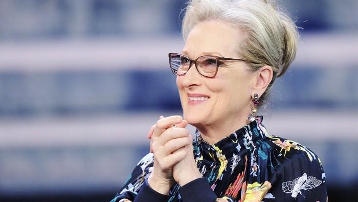 Meryl Streep 70 Jahre alt 21 Oscar Nominierungen 3 Mal den Oscar-Filmpreis gewonnen