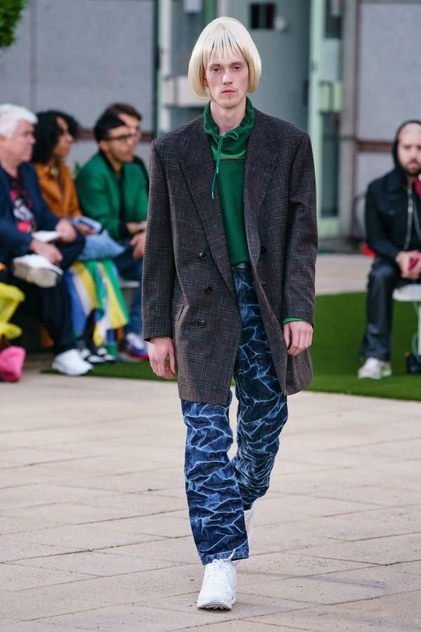 Modetrends - Blau, Grün und Grau