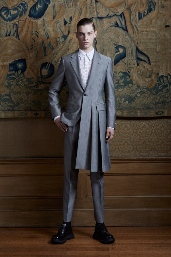 Modetrends - graue Gestaltung - tolle Idee