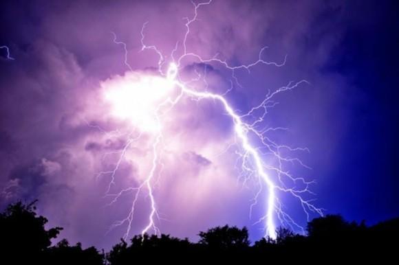 Negative Ionen Ionisator Methode Blitz