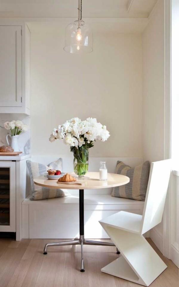 Runde und moderne Küchentische - Beispiele
