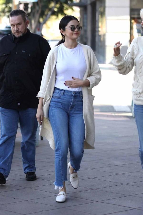 Selena Gomez kleidung alltag
