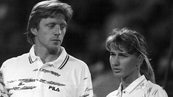 Steffi Graf 50.Geburtstag Boris Becker berühmte und beliebte Sportler machten Tennis in Deutschland zum Volkssport