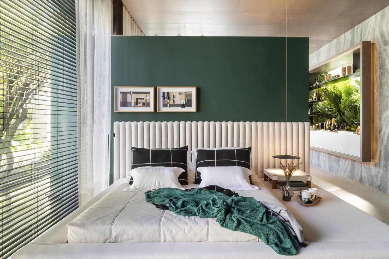 Traumhaus Decke fürs Bett im Schlafzimmer