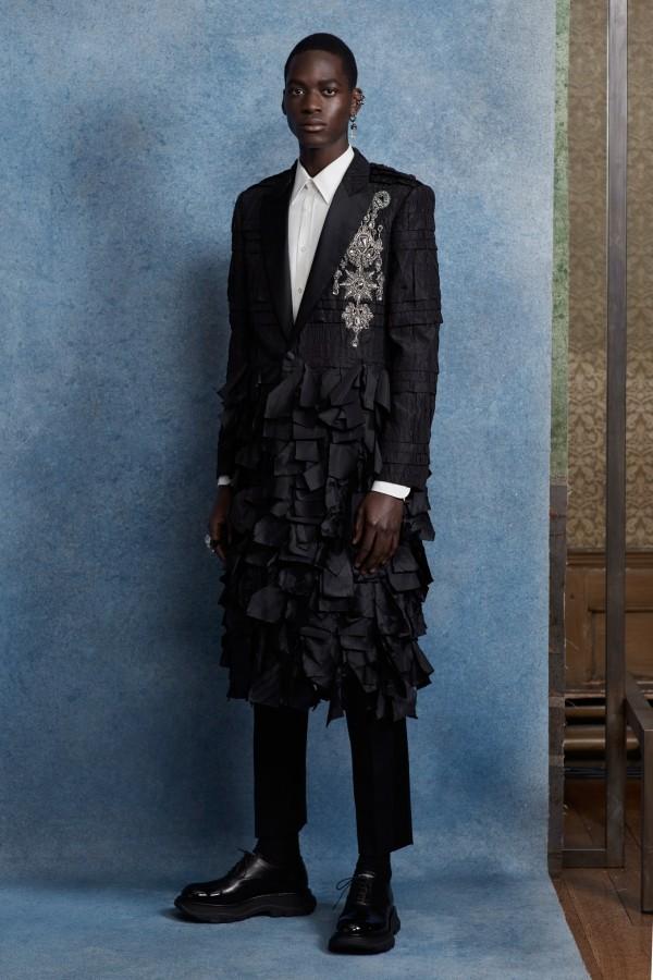 Trends mit schwarzen Figuren Modetrends