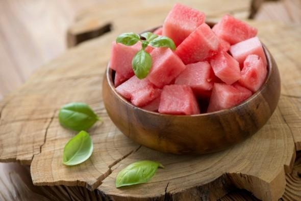 Wassermelone gesund Sommerfrucht Wassermelone Rezepte