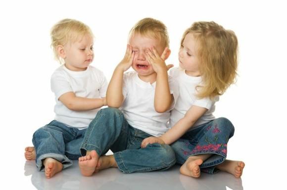 Yoga Atemübungen für Kinder weinende Kinder beruhigen