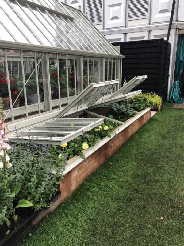 container aus glas - ganz toll Gartengestaltung