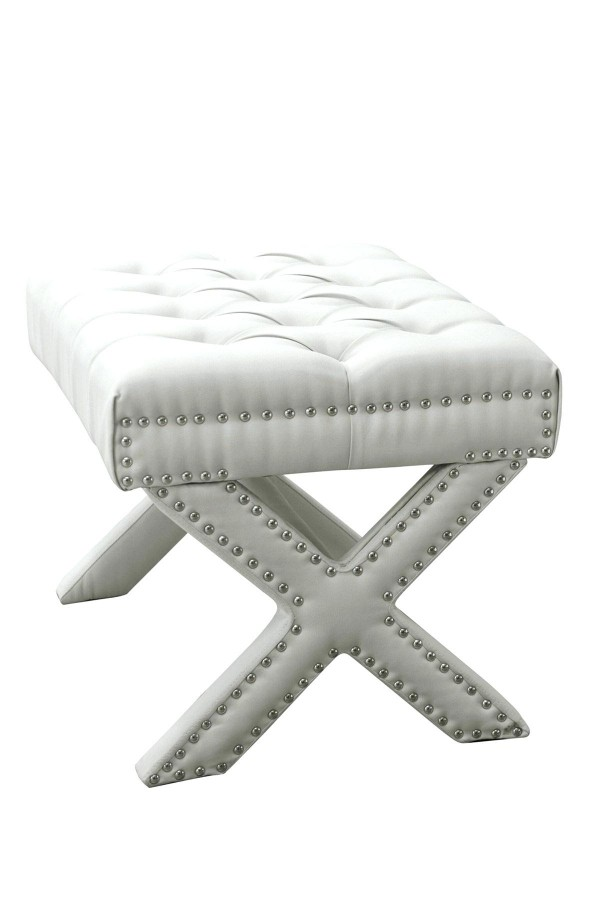 edles knopf design sitzbänke