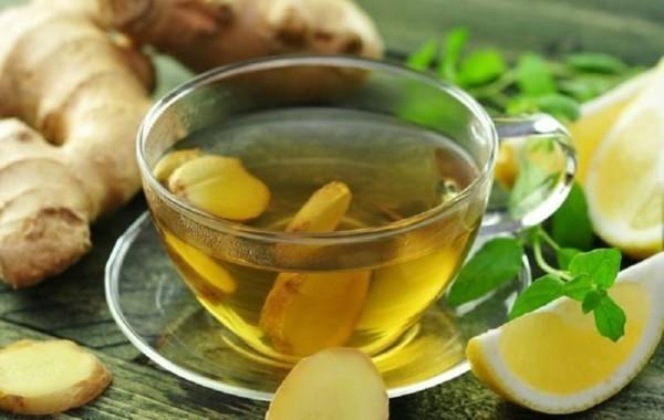 ingwer tee als gicht hausmittel