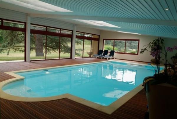 interssanter grundriss für einen pool im haus