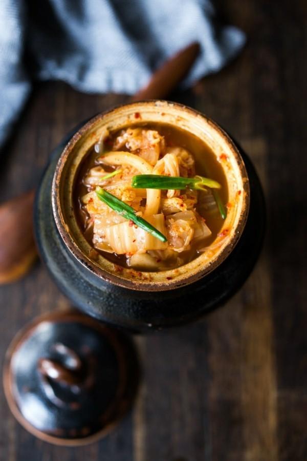 kimchi fermentieren gesundes rezept