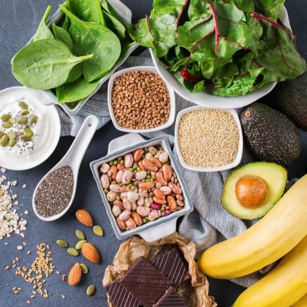 magnesiumhaltige lebensmittel essen
