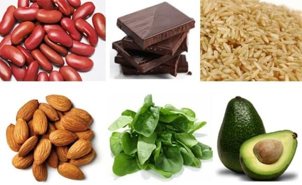 magnesiumhaltige lebensmittel gesund
