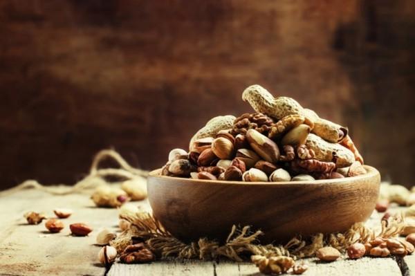 magnesiumhaltige lebensmittel nüsse