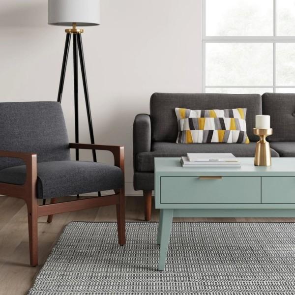 platzsparend - elegante Vintage Möbel