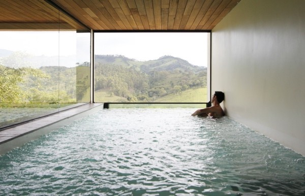 pool im haus infinity idee